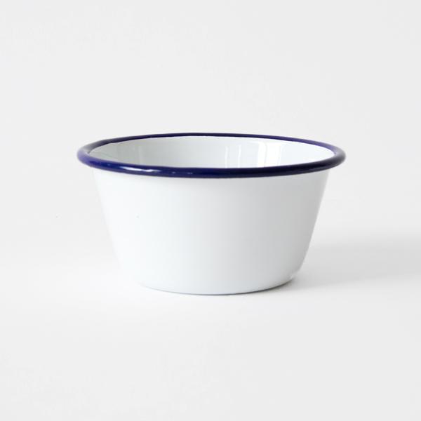 ボウル(Original White with Blue rim)