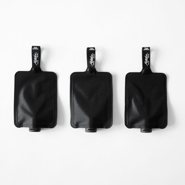 FLATPACK ボトル(チャコール)