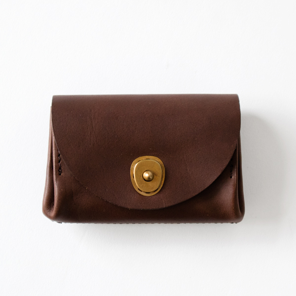 LEATHER VOYAGE POCKET WALLET(CORTESIA)