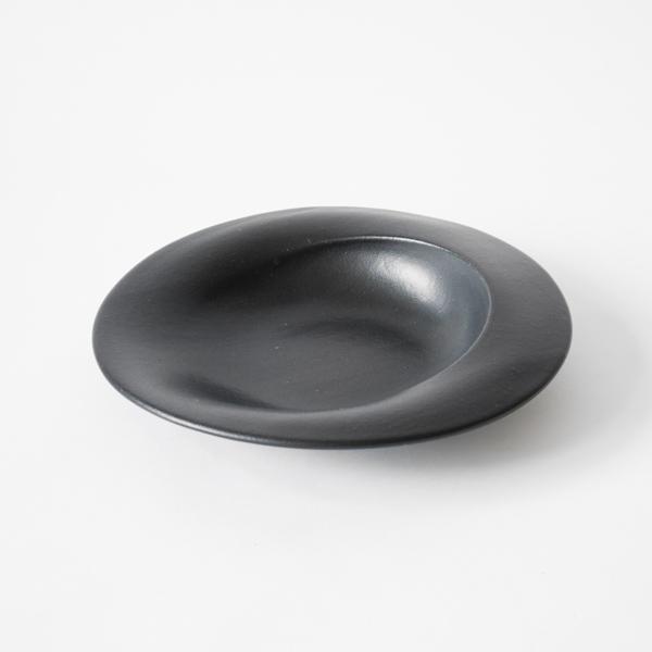 プレート scoop L(BLACK)