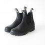 サイドゴア ブーツ BS510 ボルタン ブラック