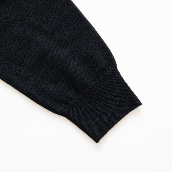 袖(BLACK)