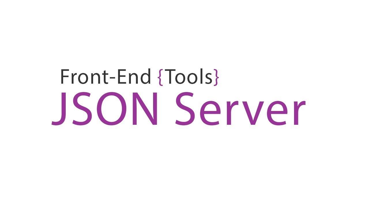 [REST API] 使用 JSON 建置一個 Fake REST API 的服務