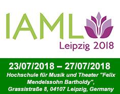 IAML Leipzig 2018