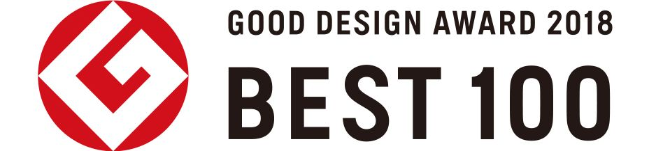 good design award 2018 best 100