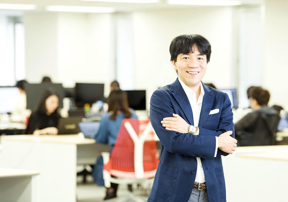 これから実現していきたいことについて、CEO柴山和久に聞きました。